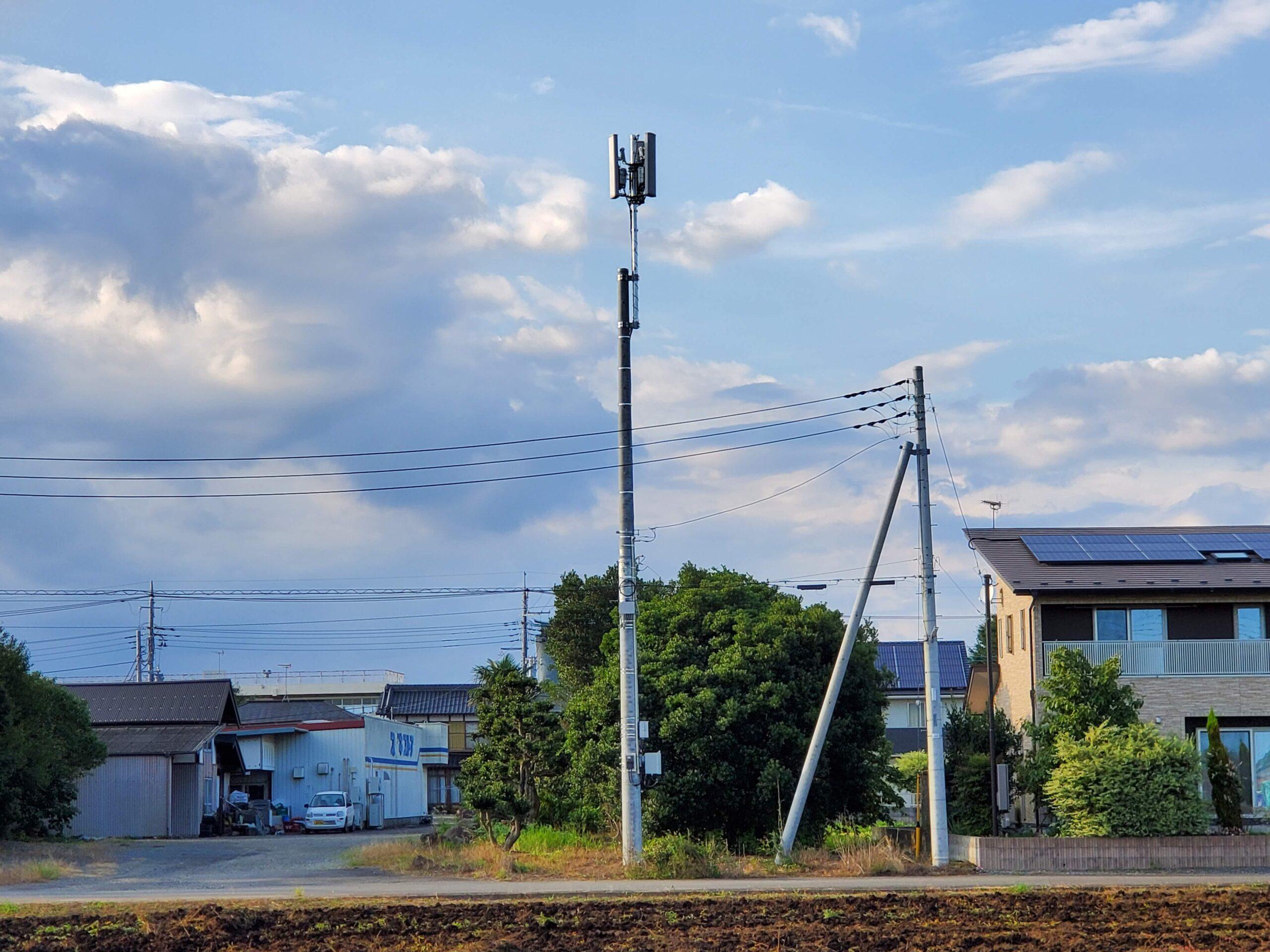 茨城・つくば市の楽天モバイルエリアを見てきた