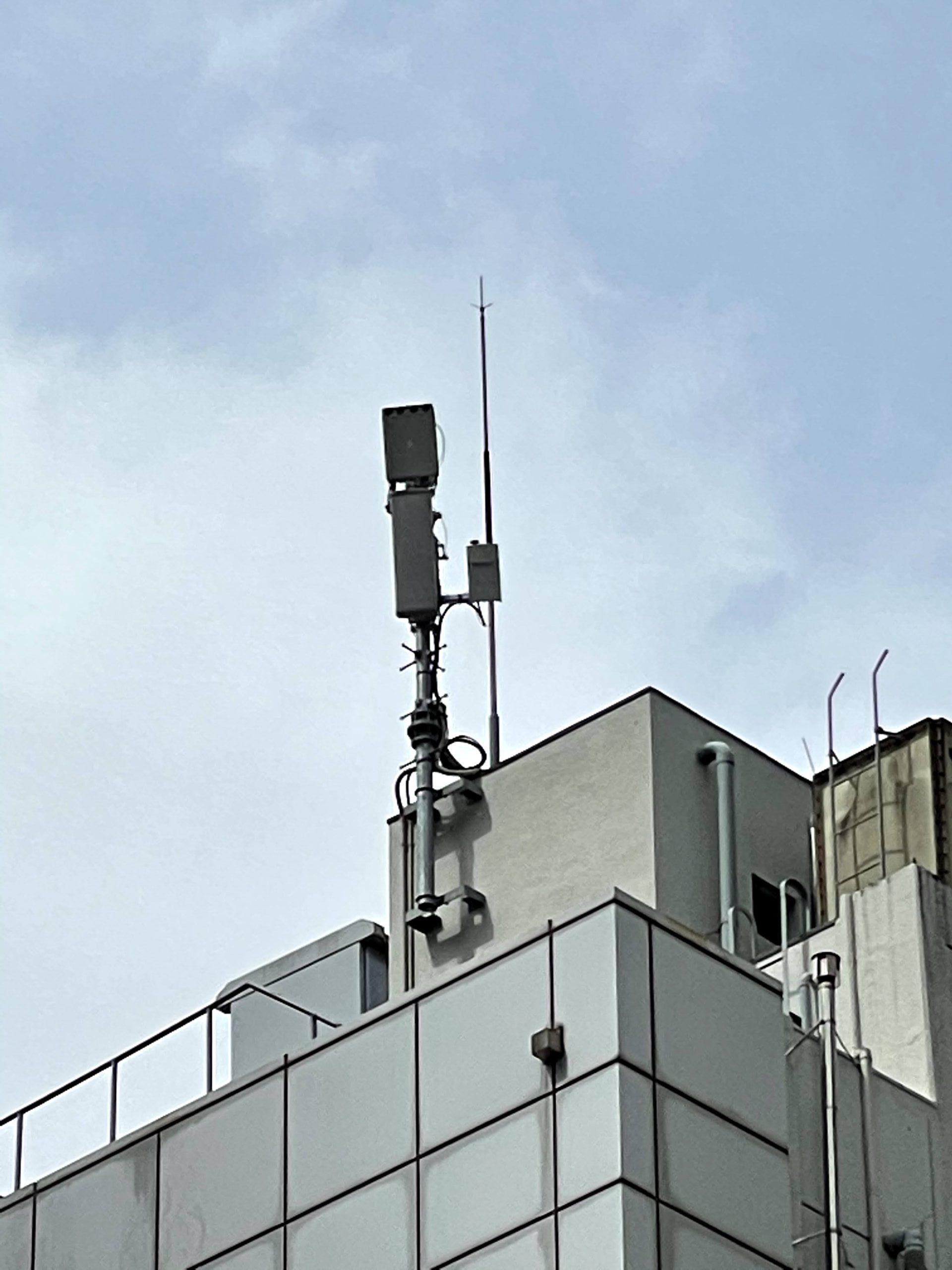東京23区内で続々と楽天モバイル5G開局を確認